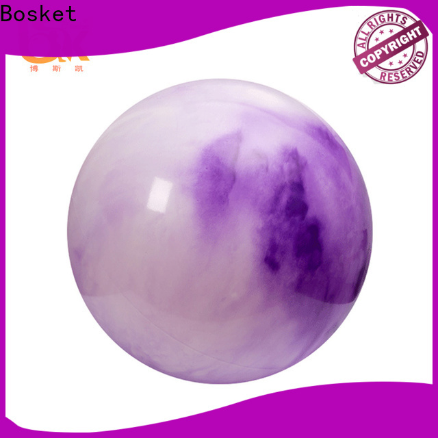 Bosket exercise stay ball company for yoga exercise