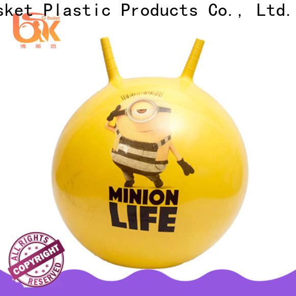 Bosket High-quality bouncing pony hop ball Suppliers for playing
