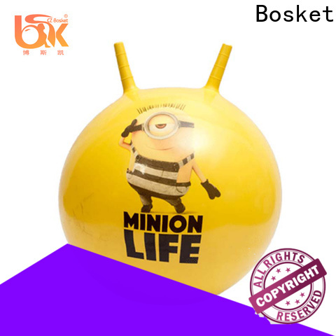 Bosket New jumping ball for toddlers Suppliers for playing
