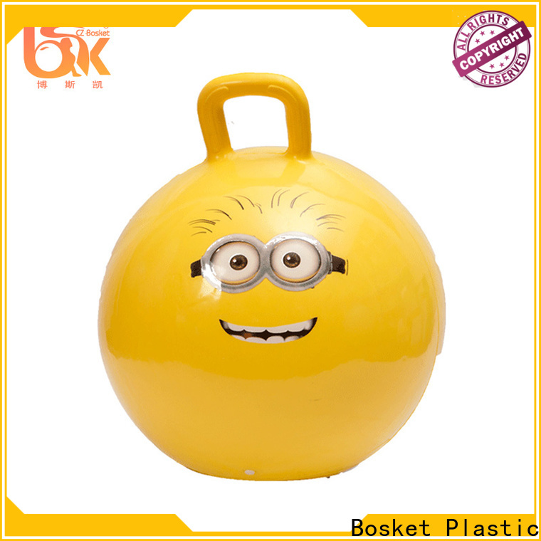Bosket High-quality jumping ball toy manufacturers for playing