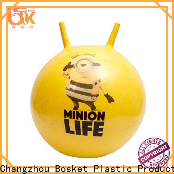 Bosket Custom color bounce Suppliers for playing