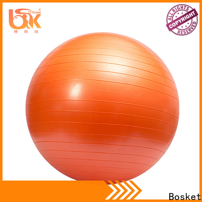 Bosket big workout ball Suppliers for yoga exercise