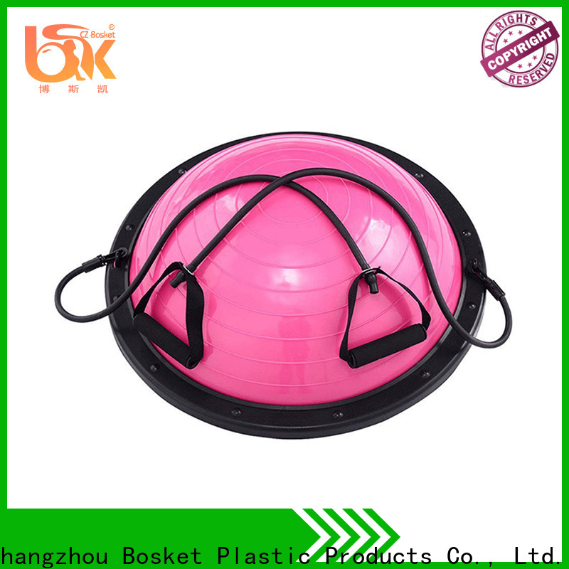 Bosket Best inflatable workout ball Suppliers for balance training