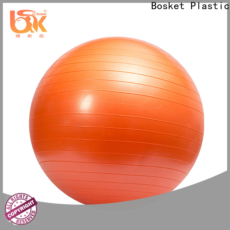 Custom giant workout ball factory for balance training