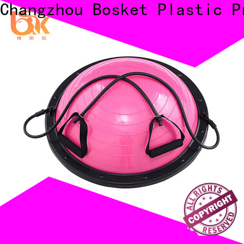 Bosket Top inflatable workout ball company for yoga exercise