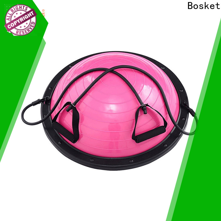 Bosket half dome stability ball factory for balance training