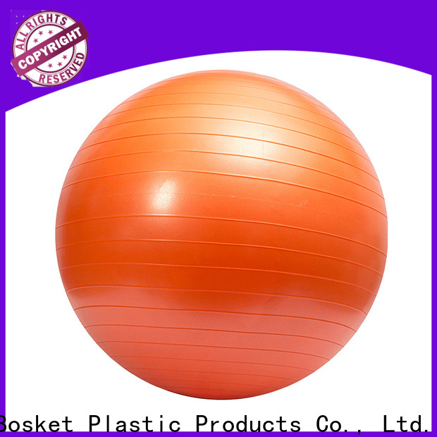 Bosket Custom adult exercise ball factory for yoga exercise