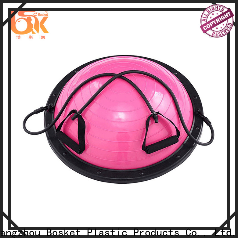 Bosket half sphere balance ball Suppliers for yoga exercise