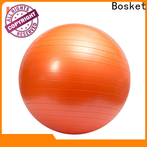 Bosket bodyfit exercise ball factory for gym