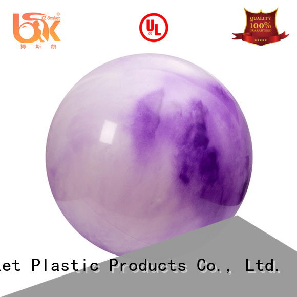 Bosket Top fitball exercise ball manufacturers for yoga exercise