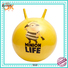 Bosket Wholesale big bouncy ball with handle factory for kids