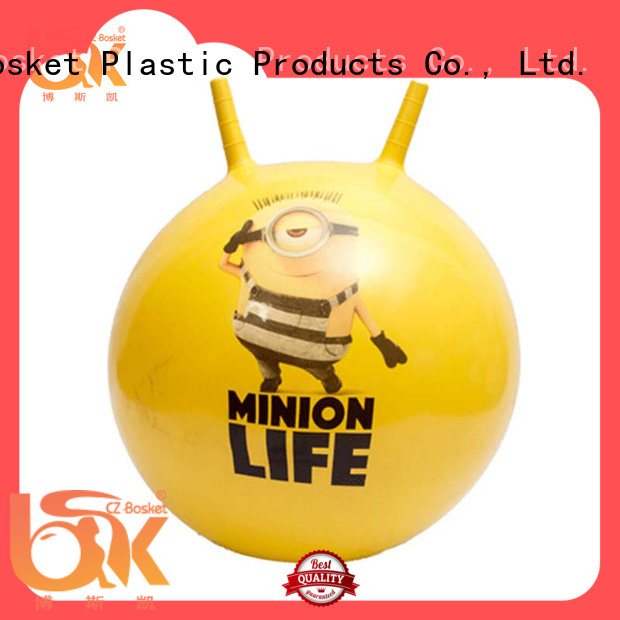 Wholesale big bouncy ball factory for kids