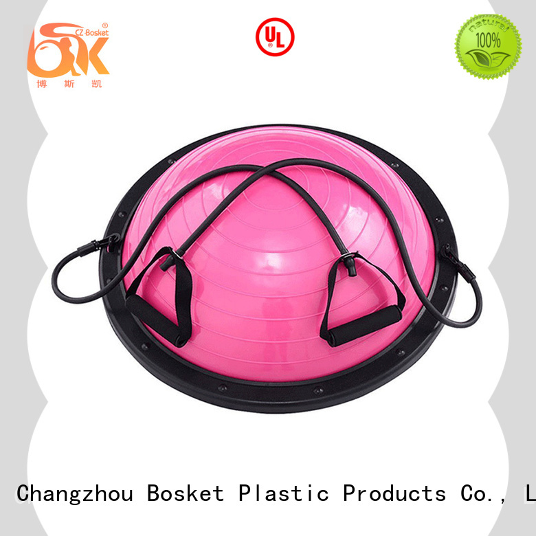 Bosket inflatable workout ball factory for gym