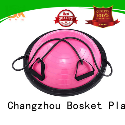 Custom yoga ball with sand factory for gym