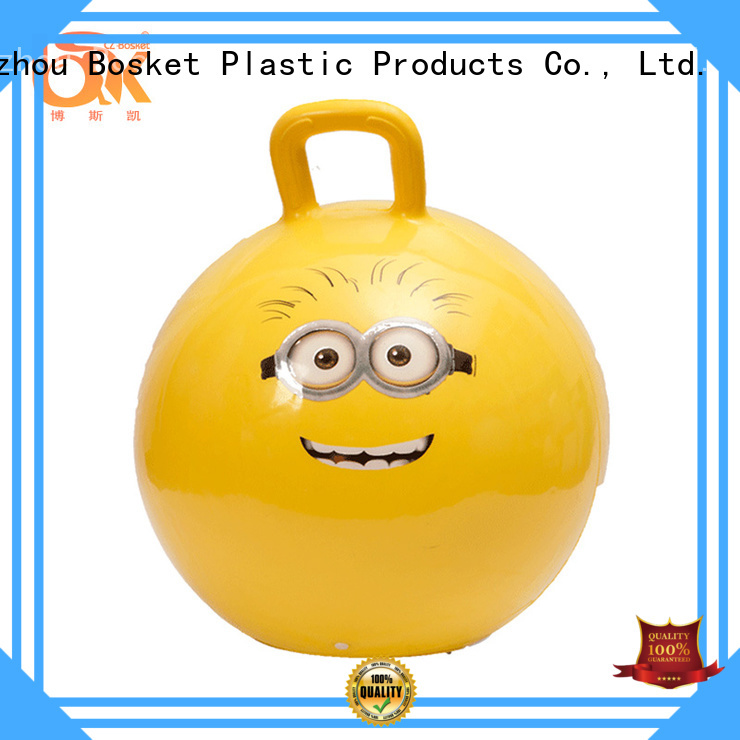 Bosket Latest kids ride on bouncy ball factory for playing