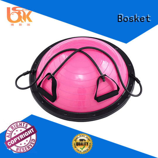 Bosket pilates balance ball company for yoga exercise